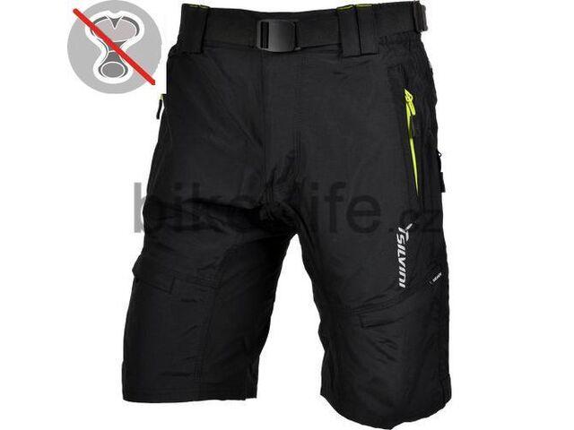 SILVINI SILVINI pánské MTB cyklistické kalhoty RANGO MP857 black-lime 241557eafb
