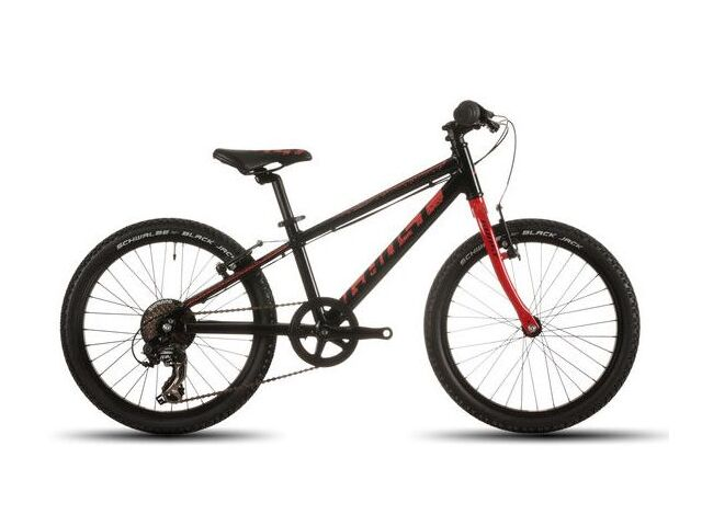 Dětské kolo GHOST POWERKID 20 RIGID 2016 black/red