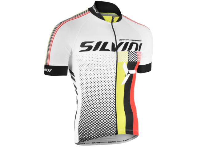 3c1b5c8864b SILVINI SILVINI pánský cyklistický dres TEAM MD836 white
