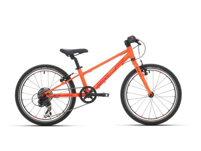"Dětské kolo SUPERIOR F.L.Y. 20"" 2017 gloss orange/red/black"
