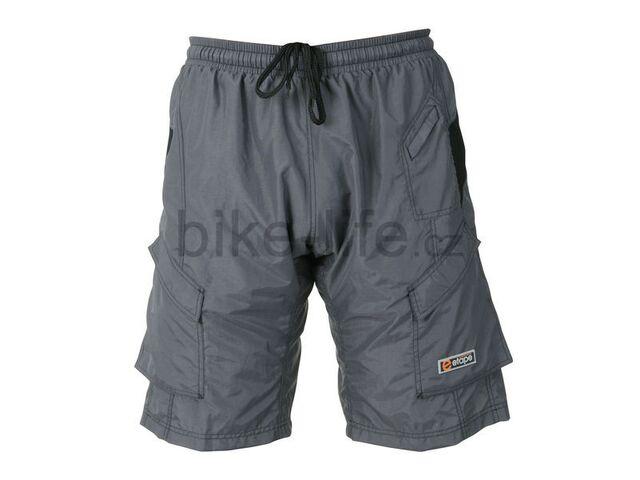 ETAPE volné kalhoty FREERIDE šedá výprodej d5e3675a97