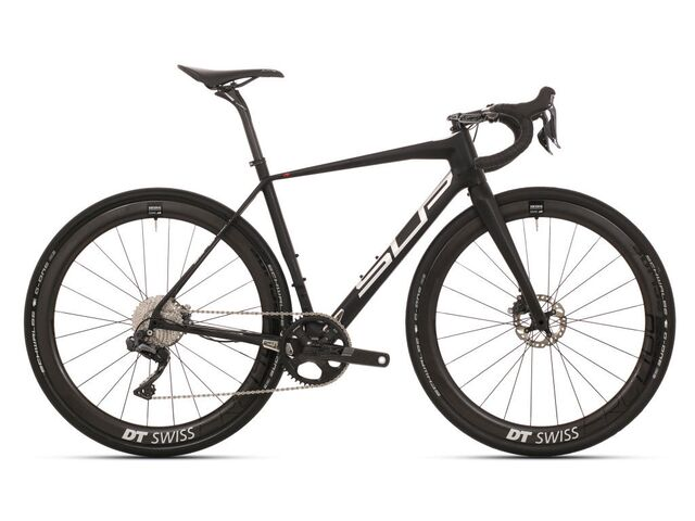 Silniční kolo SUPERIOR X-ROAD TEAM ISSUE R 2019 MATTE BLACK/CHROME SILVER