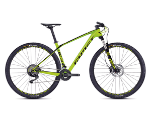 Horské kolo GHOST LECTOR 2.9 LC 2018 green / black