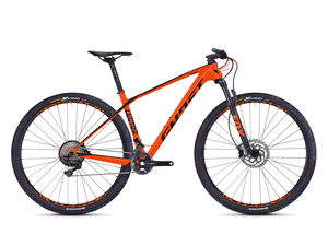 Horské kolo GHOST LECTOR 4.9 LC 2018 orange / black
