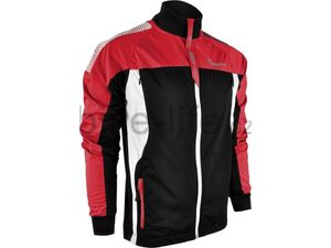 SILVINI SOFTSHELL BUNDA PÁNSKÁ MONTAGNO MJ415 BLACK-RED