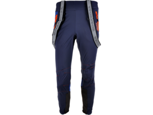 pánské kalhoty na běžky SILVINI MAZARO modrá 727ea00b41