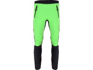 Pánské funkční skialpové kalhoty SILVINI SORACTE zelená d0062f6331