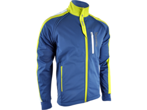 SILVINI softshell bunda pánská MUTTA MJ426 navy-lime