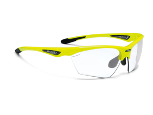Cyklistické brýle RUDY PROJECT STRATOFLY yellow fluo gloss/photoclear