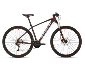 Horské kolo SUPERIOR XC 29 SE 2017 matte black/team red/white