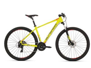 Horské kolo SUPERIOR XC 849 2017 matte radioactive yellow/black/red