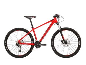 Horské kolo SUPERIOR  XC 877 2017 gloss team red/black