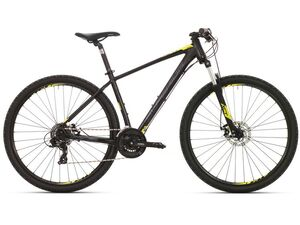 Horské kolo SUPERIOR XC 29 SE 2017 matte black/neon yellow/dark grey