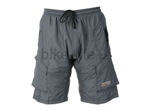 volné kalhoty FREERIDE šedá výprodej  afcbe646c3