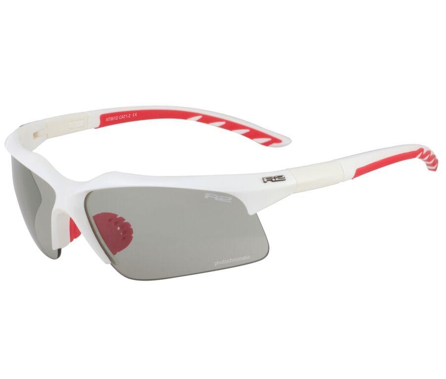 R2 Sportovní sluneční brýle R2 HUNTER bílé AT061D f241a8045ca