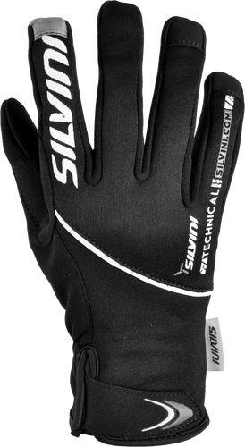 749b52f9390 SILVINI dámské rukavice SILVINI ORTLES WA723 černo šedá