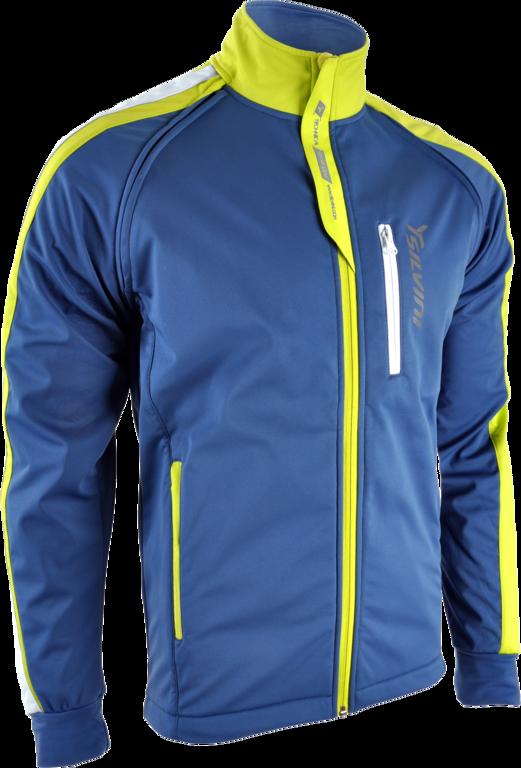 SILVINI SILVINI softshell bunda pánská MUTTA MJ426 navy-lime. Zboží ... 850c9db164f