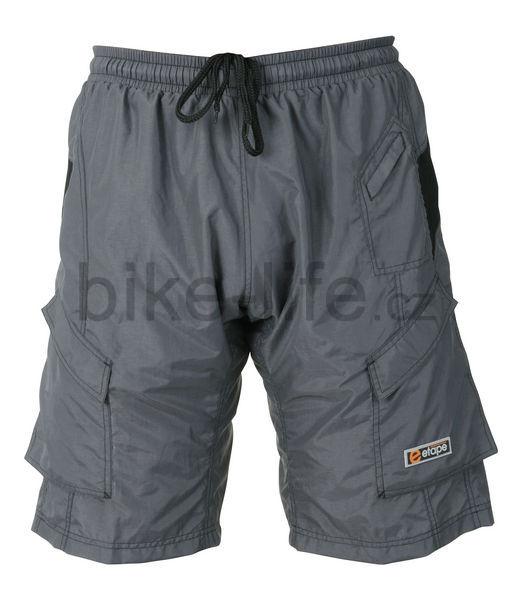 ETAPE volné kalhoty FREERIDE šedá výprodej. Zboží ... 49e2cd3ec5
