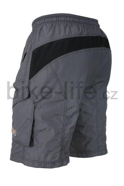 e0252faec90 volné kalhoty FREERIDE šedá výprodej